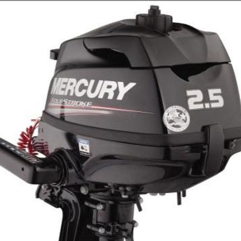 Mercury 2.5MH