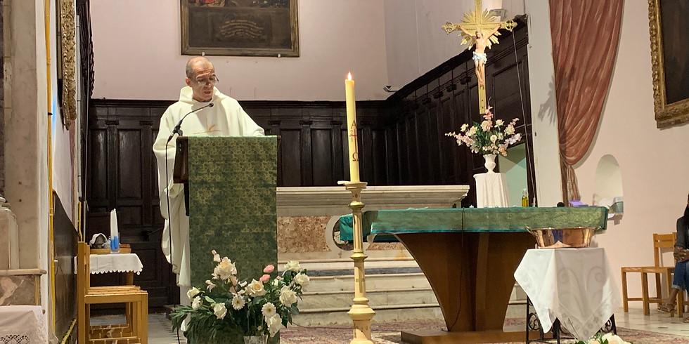 Messe à Saint Jerome - Mystagogie enfants / parents