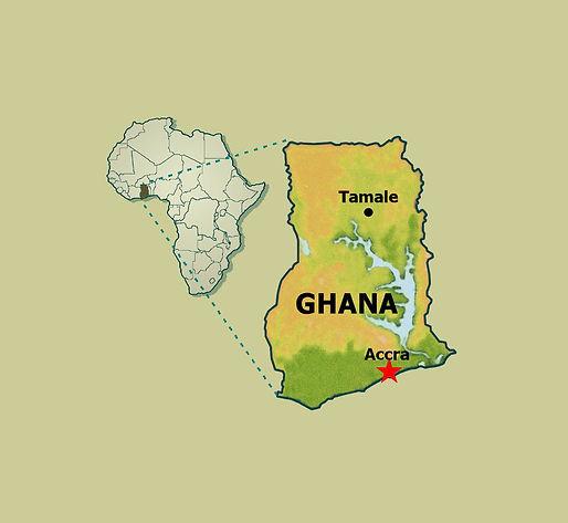 SDMIM GANA'da | SDMIM in GHANA