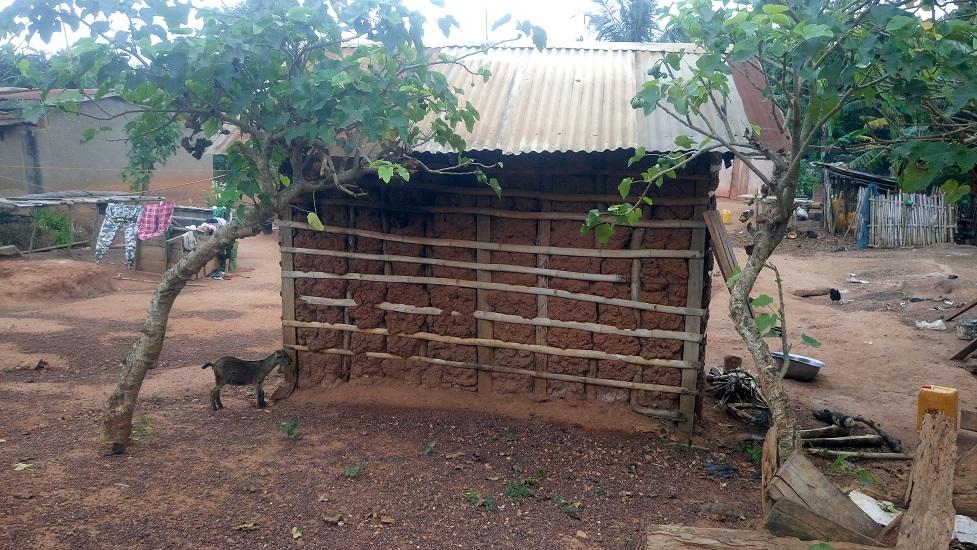 geleneksel mimari afrika