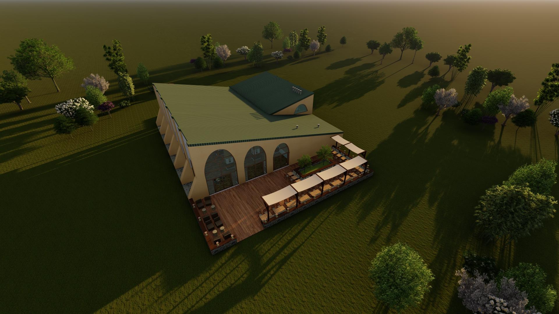 Doğa Oteli Kerpiç Restoran (7)