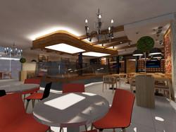 Restoran Dekorasyon Çorlu
