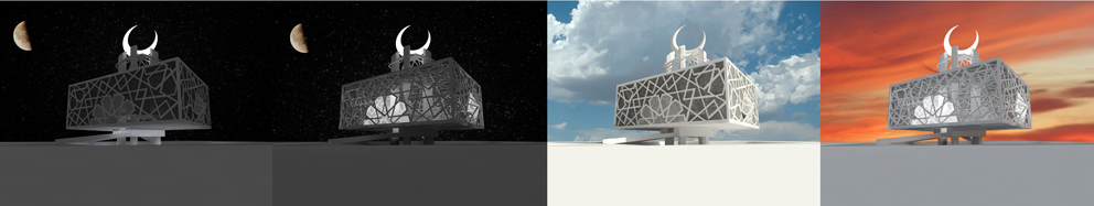 Mosque Design - SDMIM Architecture