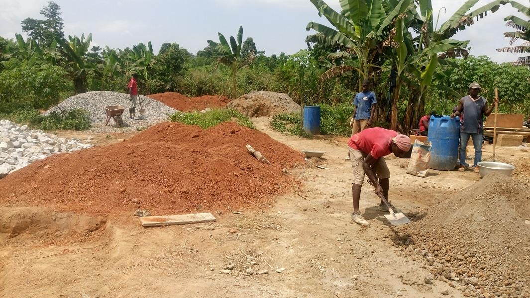 toprak çalışmaları