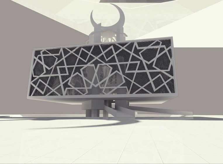 Cami Tasarımı - SDMIM