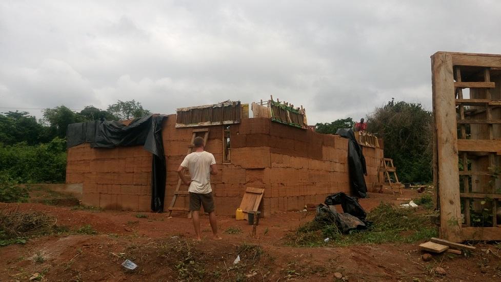 kerpiç mimari afrika SDMIM
