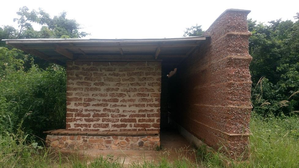 modern toprak bina