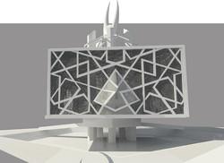 İbadethane Projesi - SDMIM Mimarlık