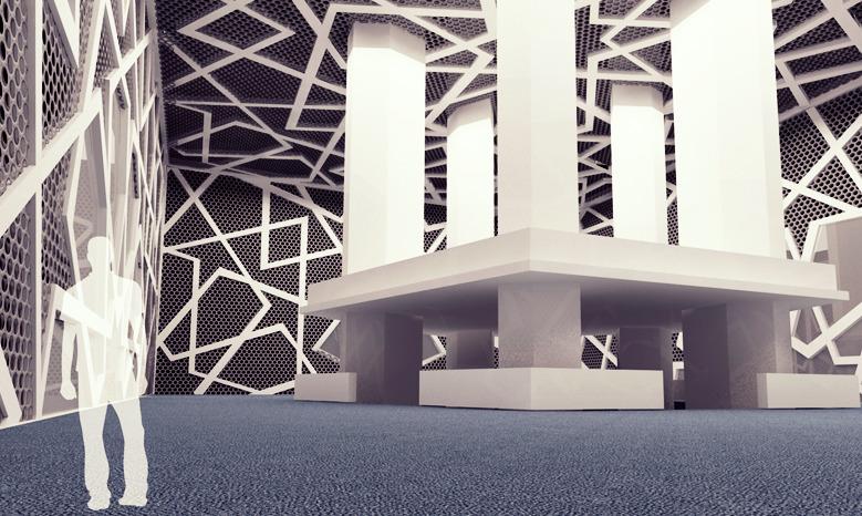 SDMIM Mimarlık Cami