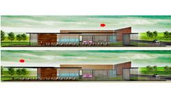 sdmim sosyal kültür evi mimari tasarım (10b)