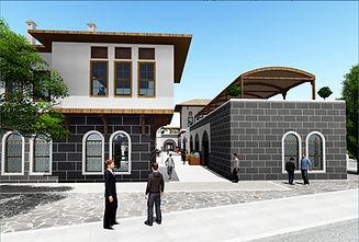 sdmim diyarbakır tarım müdürlüğü mimari