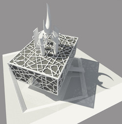 Cami Tasarımı - SDMIM Çorlu