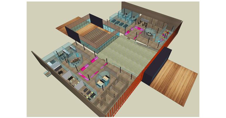 sdmim sosyal kültür evi mimari tasarım (8b)
