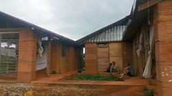 modern kerpiç bina