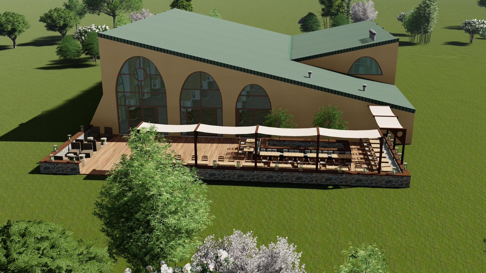 Doğa Oteli Kerpiç Restoran (16)