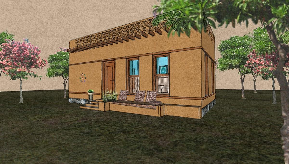doğa oteli tasarımı SDMIM