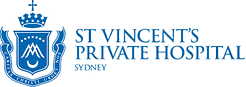 St Vincent's Private Hospital Sydney, a clinic where colonoscopy is performed by Dr Santosh Sanagapalli
