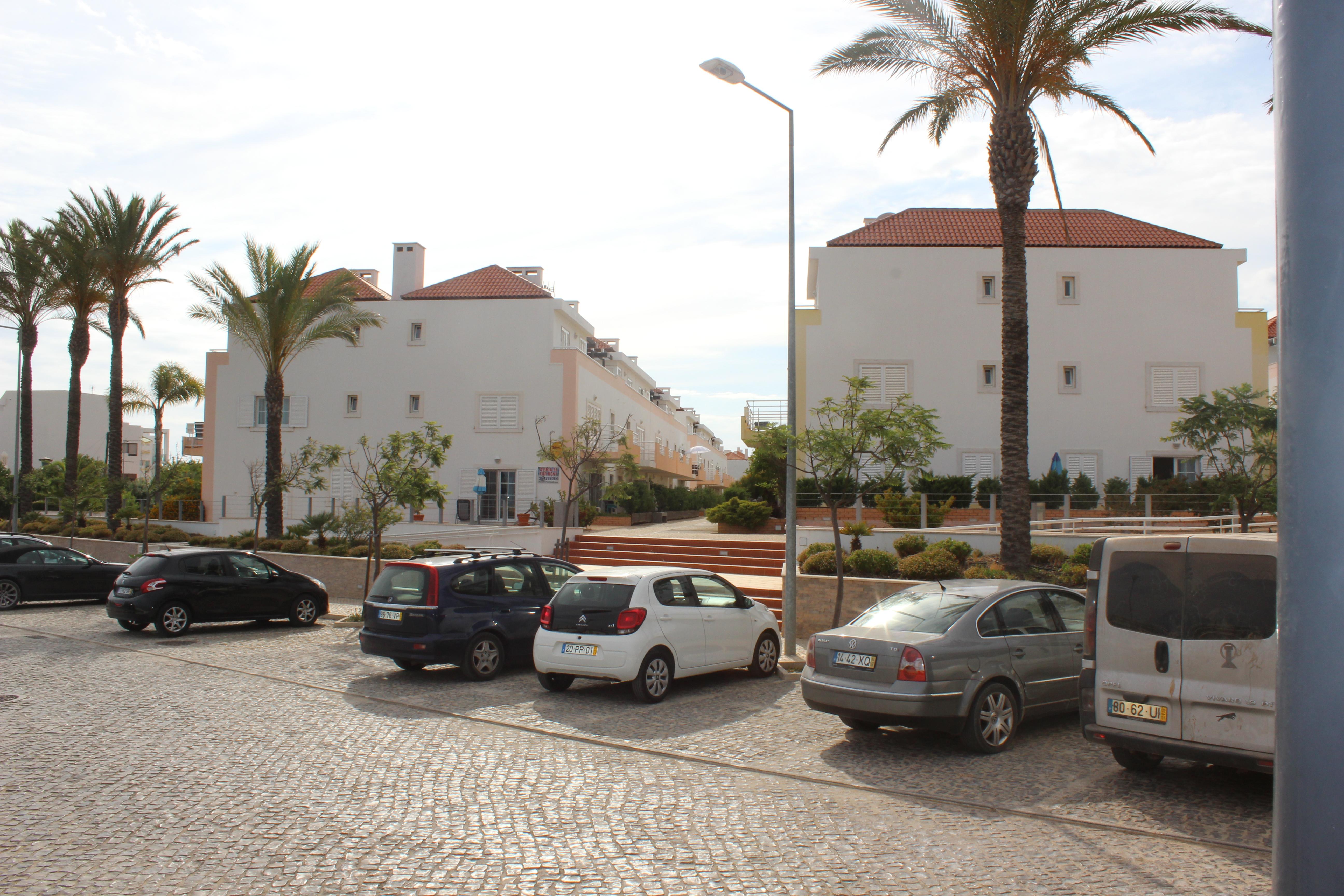Front view - Village Aldeia Formosa