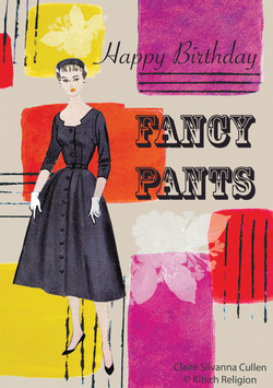 Fancy Pants ©