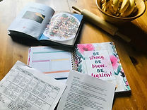 Homeschool Planning for the fall
