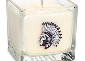 Bougie parfumée à la cire de colza Sauge blanche
