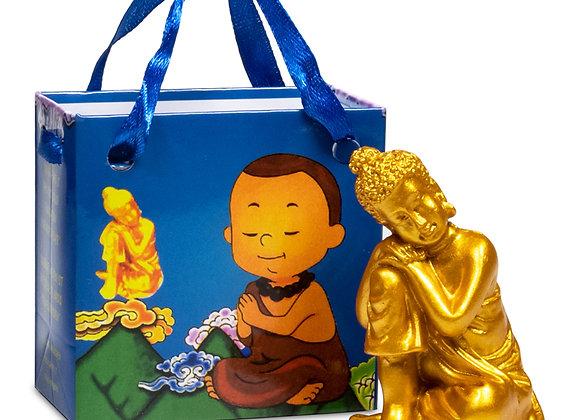 Bouddha en sachet cadeau