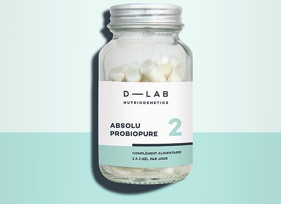 Absolu Probiopure [Équilibre de la flore intestinale]