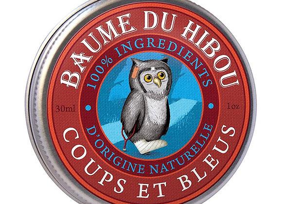 Baume du hibou - Coups et bleus - BIO