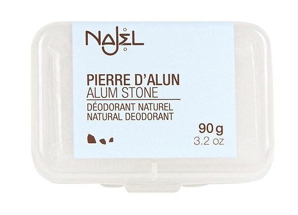 Pierre d'alun déodorant corporel