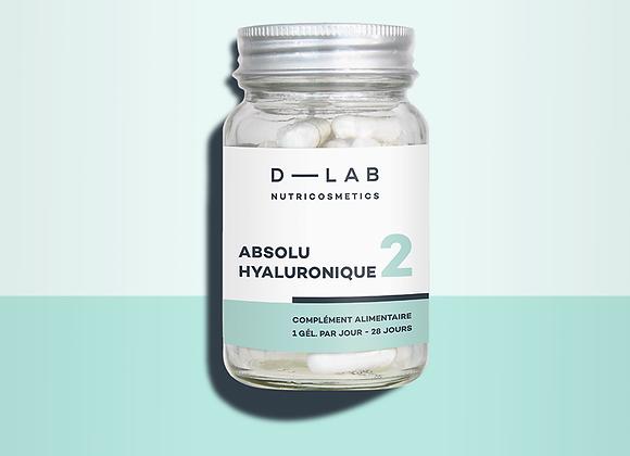 Absolu Hyaluronique [Réhydratation profonde]