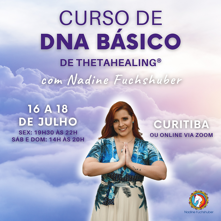 ThetaHealing® DNA Básico  (Pres/Online)