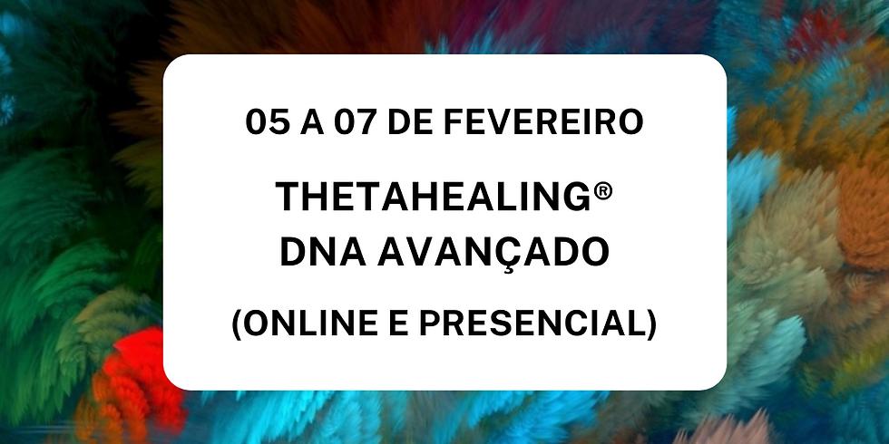 ThetaHealing® DNA Avançado (Online e Presencial)