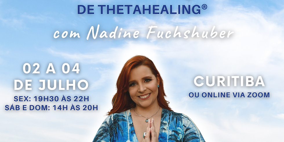 ThetaHealing® DNA Avançado  (Pres/Online)
