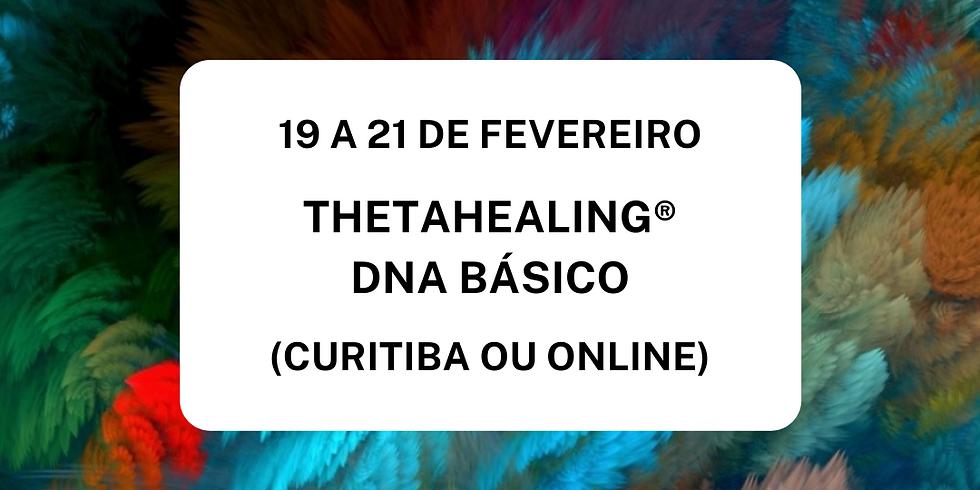 ThetaHealing® DNA Básico (Curitiba ou Online)