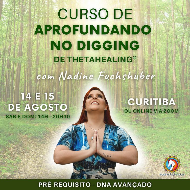 ThetaHealing® Digging (Pres/Online)