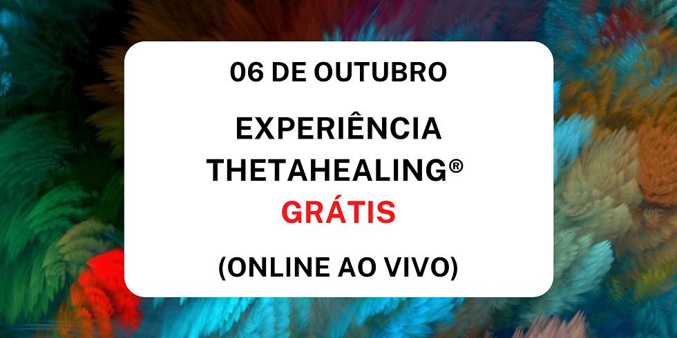 Experiência ThetaHealing®  (Online Ao Vivo)