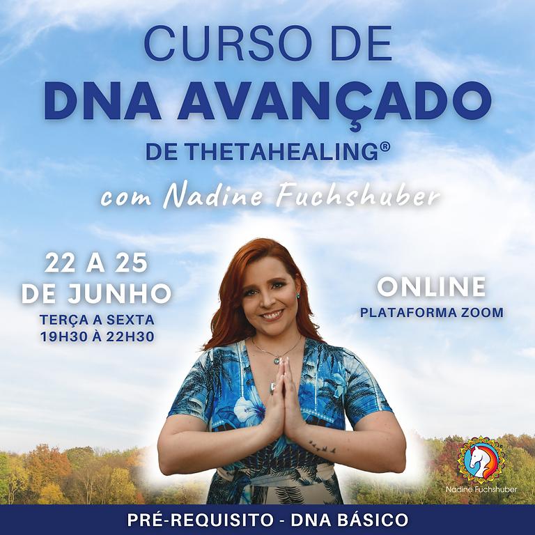 ThetaHealing® DNA Avançado (Online)