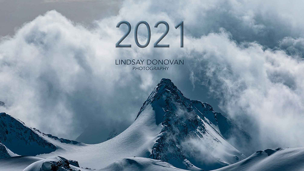 3 Copies of 2021 Calendar