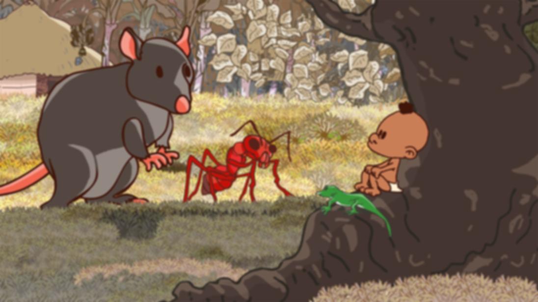 Les Fables du Caillou, dessins animés,Nouvelle-Calédonie, Brousse en Folie,Bernard Berger,Stephan Berger,Coco Geek