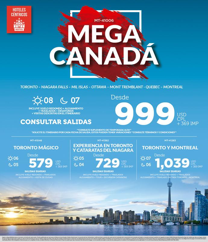 Mega Canadá