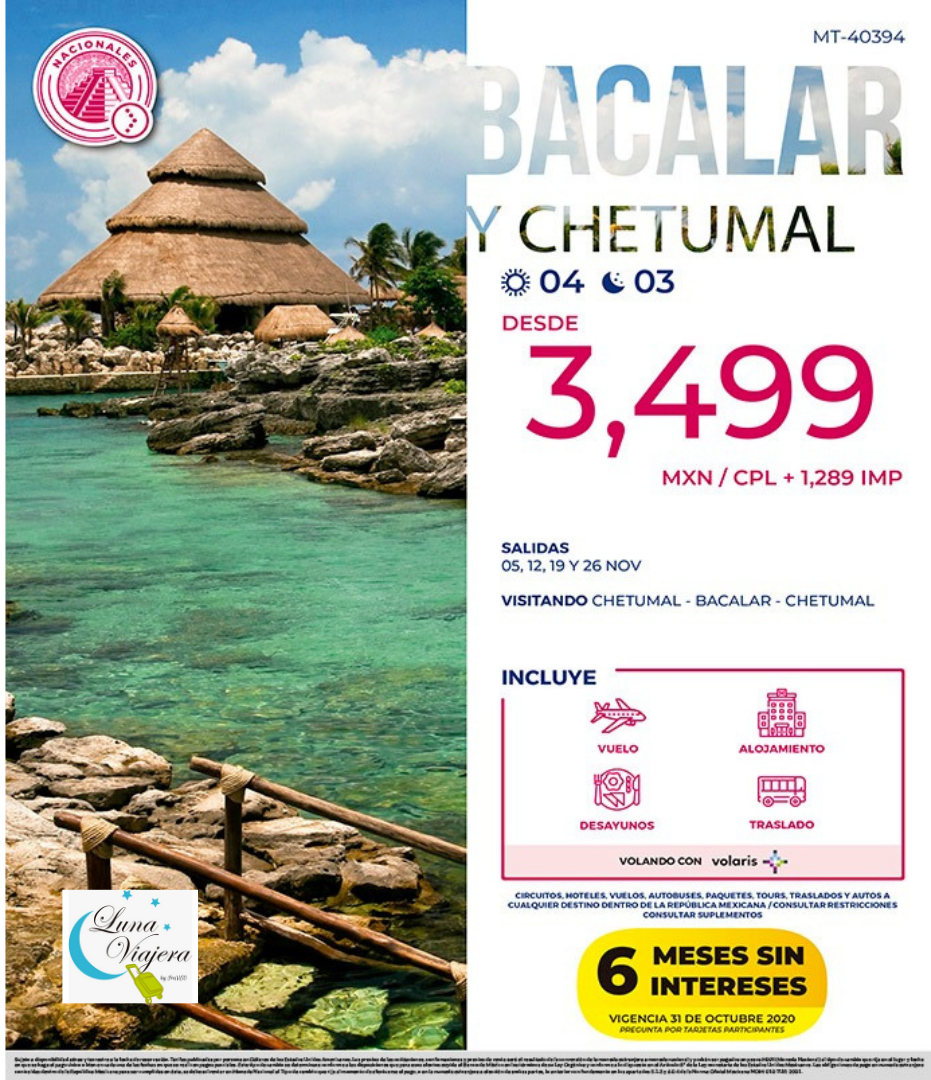 Bacalar y Chetumal 13-10