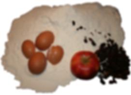 Ingredienten pannenkoeken