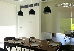 decoracion de cocina, cortinas enrollables en zapopan