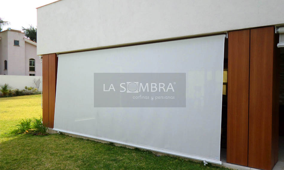 Toldo / Enrollable Vertical Screen