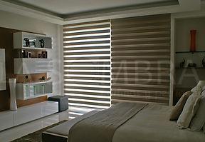 cortinas sheer elegance blackout