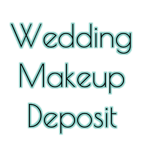 $75 Wedding DEPOSIT