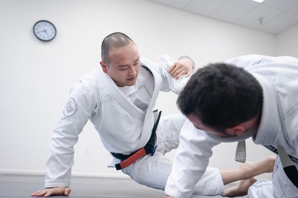 Brazilian Jiu-Jitsu in Mannheim