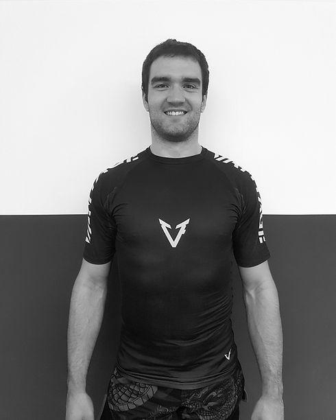 Martin Roßmanith, BJJ, Functional Fitness Trainer, Kampfsport Manufaktur