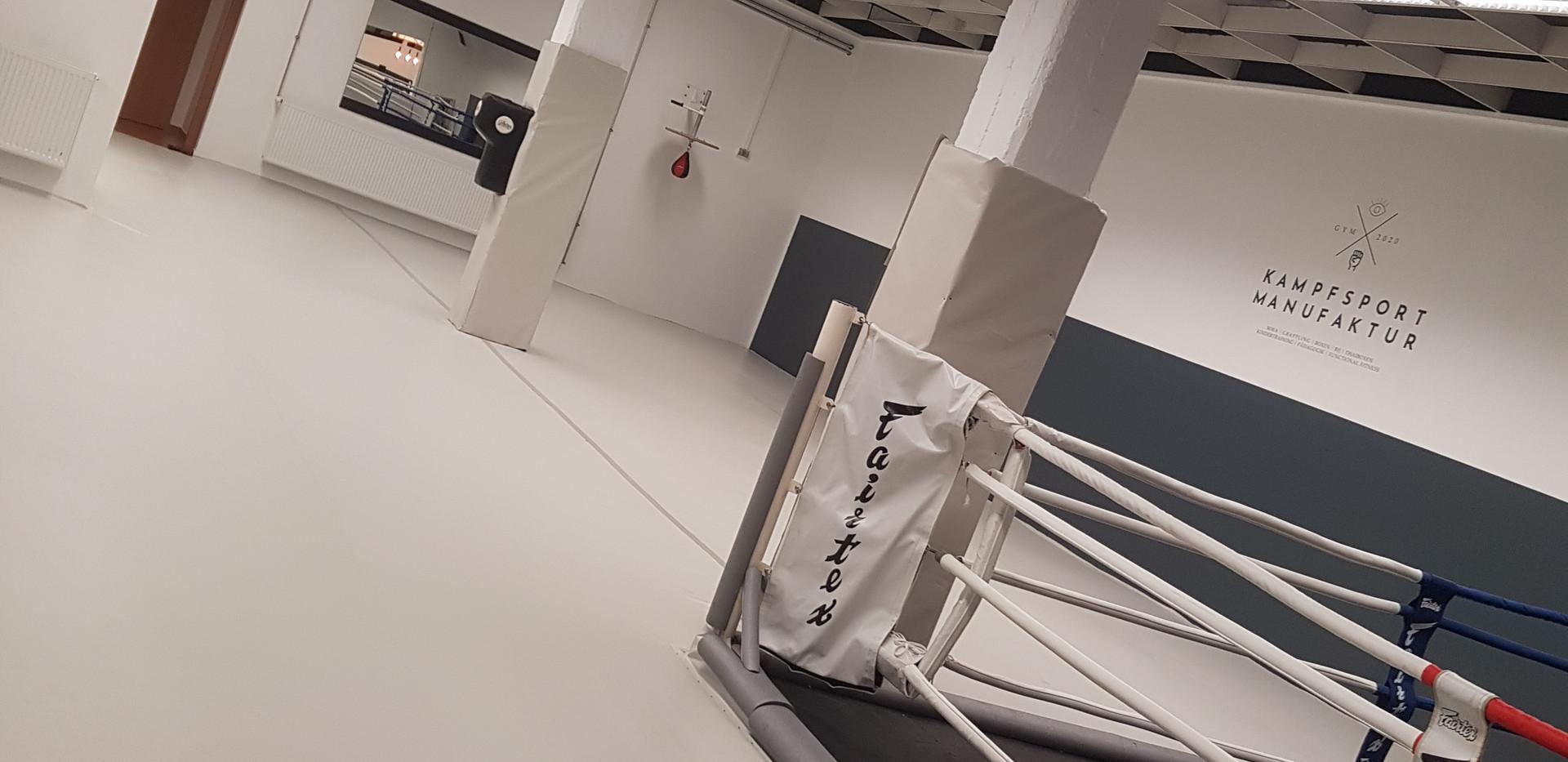 Trainingsbereich