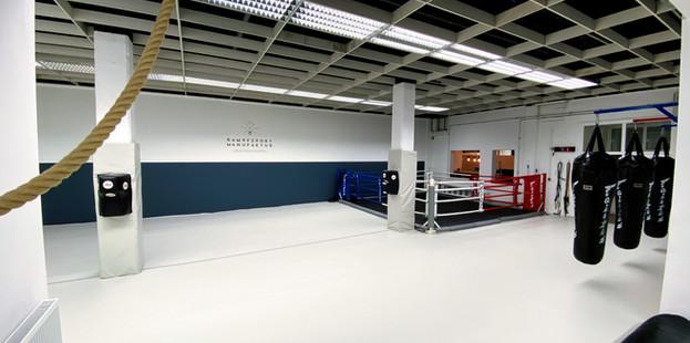 Gym Kampfsport Manufaktur
